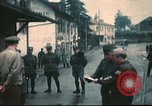 Image of Army Air Forces flyers repatriated from Swiss internment France, 1944, second 11 stock footage video 65675060615