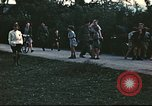 Image of Repatriated American flyers depart on C-47 aircraft Annecy France, 1944, second 2 stock footage video 65675060616