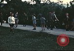 Image of Repatriated American flyers depart on C-47 aircraft Annecy France, 1944, second 3 stock footage video 65675060616