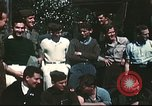 Image of Repatriated American flyers Lake Annecy France, 1944, second 5 stock footage video 65675060619