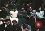 Image of Repatriated American flyers Lake Annecy France, 1944, second 6 stock footage video 65675060619