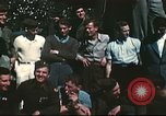 Image of Repatriated American flyers Lake Annecy France, 1944, second 8 stock footage video 65675060619