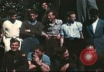 Image of Repatriated American flyers Lake Annecy France, 1944, second 9 stock footage video 65675060619