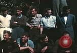 Image of Repatriated American flyers Lake Annecy France, 1944, second 10 stock footage video 65675060619
