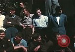 Image of Repatriated American flyers Lake Annecy France, 1944, second 11 stock footage video 65675060619