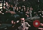 Image of American soldiers with local girls Lyon France, 1944, second 1 stock footage video 65675060621