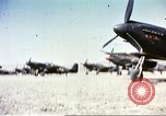 Image of A-36 Invader dive bombers Sicily Italy, 1943, second 9 stock footage video 65675060635