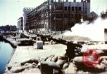 Image of damaged building Sicily Italy, 1943, second 3 stock footage video 65675060636
