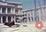 Image of damaged building Sicily Italy, 1943, second 10 stock footage video 65675060636