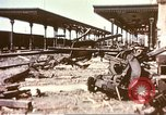 Image of railroad station Sicily Italy, 1943, second 3 stock footage video 65675060641