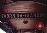 Image of railroad station Sicily Italy, 1943, second 9 stock footage video 65675060641