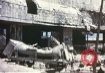 Image of Bombed railroad station and port Messina Sicily Italy, 1943, second 2 stock footage video 65675060643