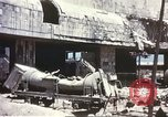 Image of Bombed railroad station and port Messina Sicily Italy, 1943, second 3 stock footage video 65675060643