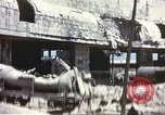 Image of Bombed railroad station and port Messina Sicily Italy, 1943, second 5 stock footage video 65675060643