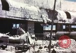 Image of Bombed railroad station and port Messina Sicily Italy, 1943, second 6 stock footage video 65675060643