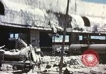Image of Bombed railroad station and port Messina Sicily Italy, 1943, second 7 stock footage video 65675060643