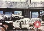 Image of Bombed railroad station and port Messina Sicily Italy, 1943, second 11 stock footage video 65675060643