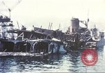 Image of Destroyed ferry boats Messina Sicily Italy, 1943, second 2 stock footage video 65675060645
