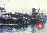 Image of Destroyed ferry boats Messina Sicily Italy, 1943, second 3 stock footage video 65675060645