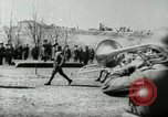 Image of Romanian Dictator, Ion Victor Antonescu, visiting troops in Odessa, in Odessa Ukraine, 1941, second 2 stock footage video 65675060665