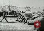 Image of Romanian Dictator, Ion Victor Antonescu, visiting troops in Odessa, in Odessa Ukraine, 1941, second 3 stock footage video 65675060665