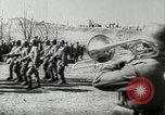 Image of Romanian Dictator, Ion Victor Antonescu, visiting troops in Odessa, in Odessa Ukraine, 1941, second 6 stock footage video 65675060665