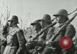 Image of Romanian Dictator, Ion Victor Antonescu, visiting troops in Odessa, in Odessa Ukraine, 1941, second 8 stock footage video 65675060665