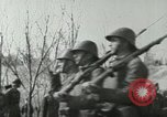 Image of Romanian Dictator, Ion Victor Antonescu, visiting troops in Odessa, in Odessa Ukraine, 1941, second 11 stock footage video 65675060665