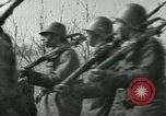 Image of Romanian Dictator, Ion Victor Antonescu, visiting troops in Odessa, in Odessa Ukraine, 1941, second 12 stock footage video 65675060665