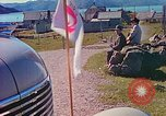 Image of port town Europe, 1940, second 5 stock footage video 65675060667