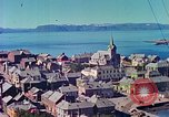 Image of port town Europe, 1940, second 8 stock footage video 65675060667
