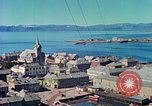 Image of port town Europe, 1940, second 10 stock footage video 65675060667