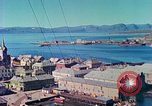 Image of port town Europe, 1940, second 11 stock footage video 65675060667
