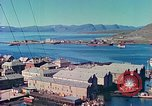 Image of port town Europe, 1940, second 12 stock footage video 65675060667
