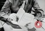 Image of United States military instructor United States USA, 1943, second 1 stock footage video 65675060682