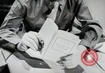 Image of United States military instructor United States USA, 1943, second 7 stock footage video 65675060682