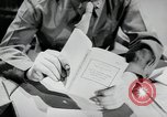 Image of United States military instructor United States USA, 1943, second 8 stock footage video 65675060682