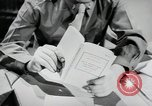 Image of United States military instructor United States USA, 1943, second 9 stock footage video 65675060682