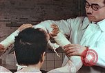 Image of hand wound from atomic bomb Hiroshima Japan, 1946, second 8 stock footage video 65675060686