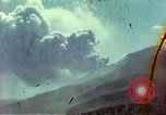 Image of Mount Sakurajima Kyushu Japan, 1946, second 1 stock footage video 65675060698