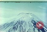 Image of Mount Fuji Tokyo Japan, 1946, second 1 stock footage video 65675060699