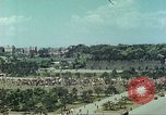 Image of May Day celebrations at the Imperial Palace Tokyo Japan, 1946, second 2 stock footage video 65675060701