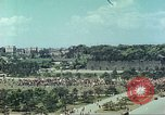 Image of May Day celebrations at the Imperial Palace Tokyo Japan, 1946, second 4 stock footage video 65675060701