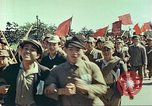 Image of Japanese workers Tokyo Japan, 1946, second 8 stock footage video 65675060704