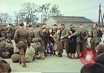 Image of American soldiers Oita Japan, 1946, second 9 stock footage video 65675060708