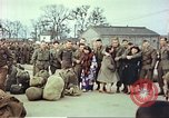 Image of American soldiers Oita Japan, 1946, second 12 stock footage video 65675060708