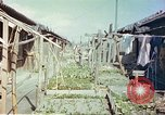Image of homes of barracks variety Japan, 1946, second 10 stock footage video 65675060712