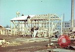 Image of Japanese laborers Yamaguchi Japan, 1945, second 4 stock footage video 65675060714