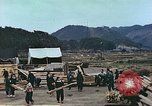 Image of Japanese laborers Yamaguchi Japan, 1945, second 2 stock footage video 65675060715
