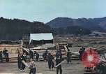 Image of Japanese laborers Yamaguchi Japan, 1945, second 4 stock footage video 65675060715
